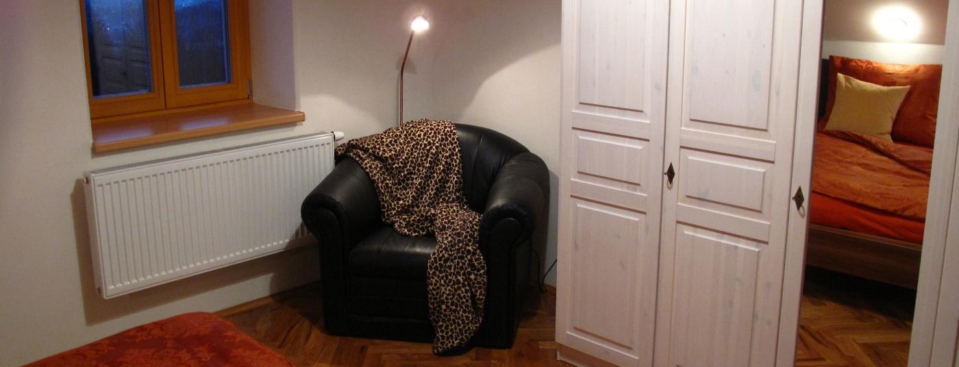 Luxusní apartmány